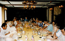 NMPAとの合同理事会(1989年)