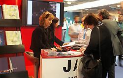 2007年のMIDEM、ジャパン・スタンド